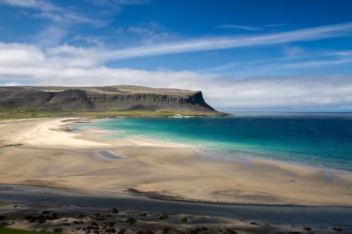 Amazing Beach Breiðavík