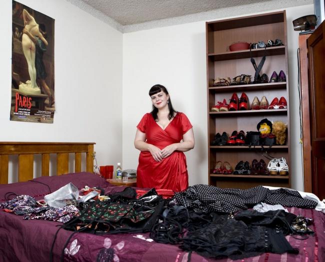 ლიზა ჯოი, 33 წლის; სიდნეი, ავსტრალია.