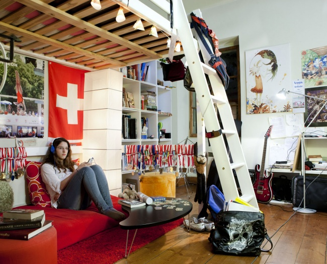 ჯულია ბეკტოლდი, 19 წლის. შვეიცარია.