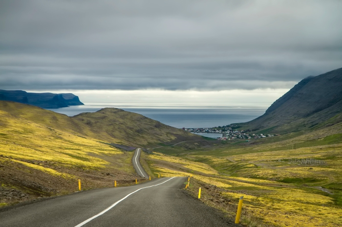 Road To Patreksfjörður
