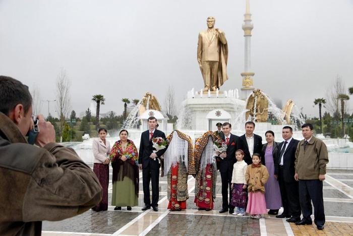 აშღაბათი, თურქმენეთი 27 მარტი, 2007