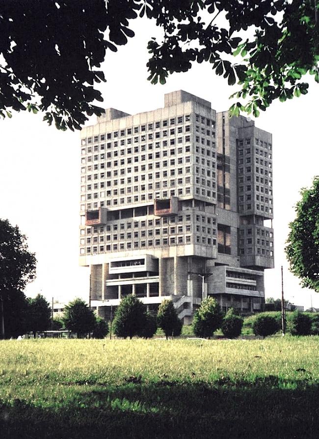 საცხოვრებელი კორპუსი - კალინგრადი, რუსეთი