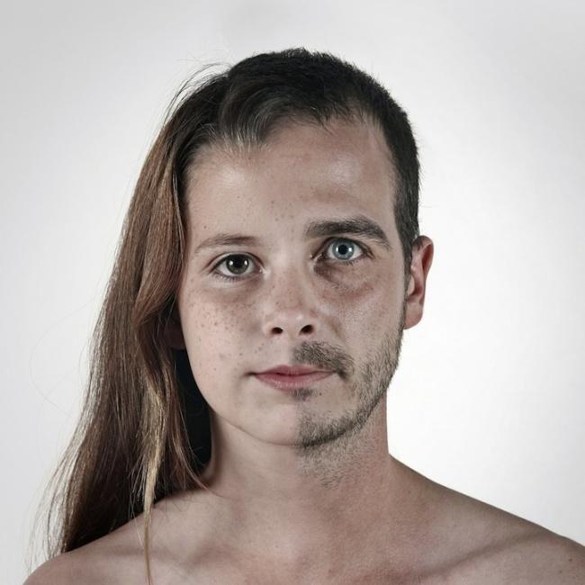 მამა-შვილი: ისმაილი (7 წლის)  და ულრიხი 32 (წლის)