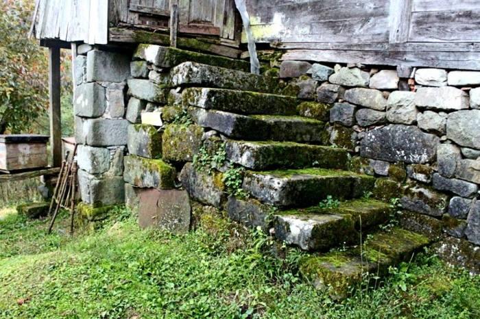 კინტრიშის ხეობა. სოფელი კობალაური. ქობულეთი