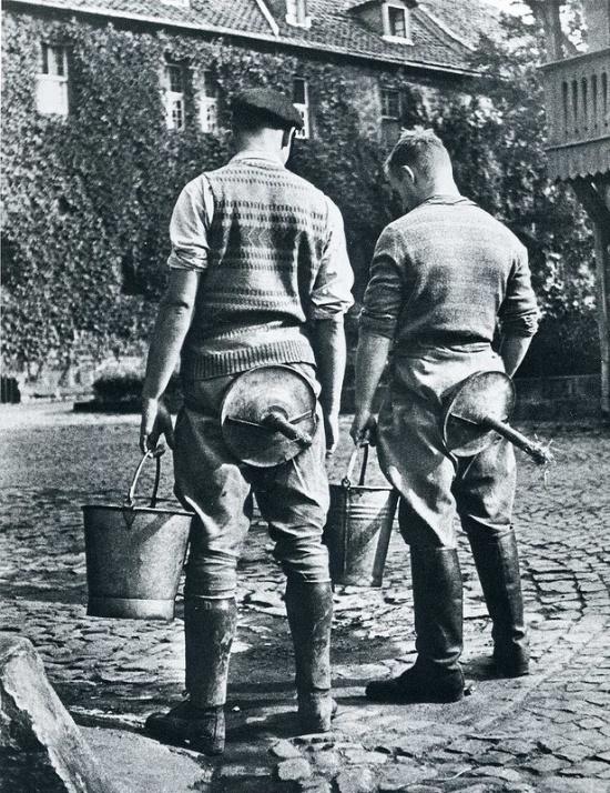სასოფლო - სამეურნეო ფაკულტეტის სტუდენტები 1934 წელი