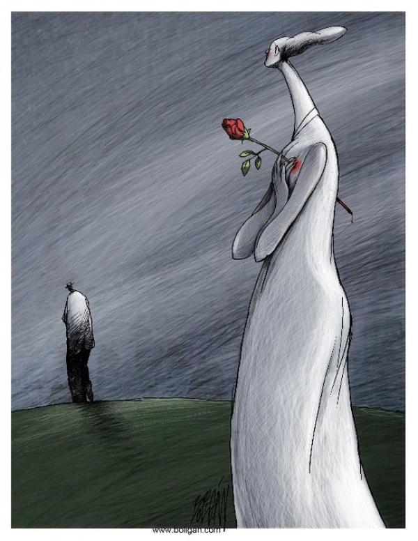 წითელი ვარდი - სიყვარულის სიმბოლო