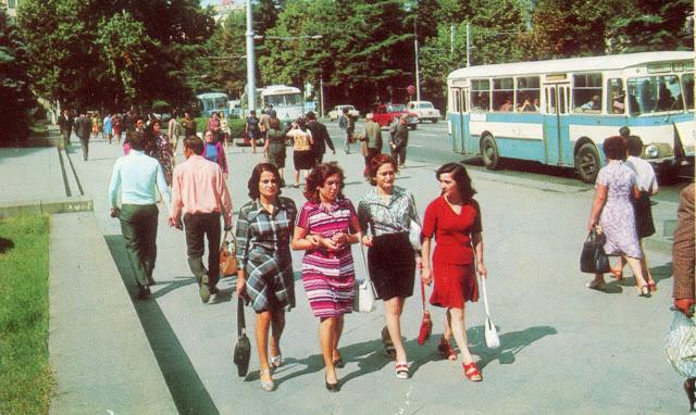 Открытки Тбилиси 1975 02
