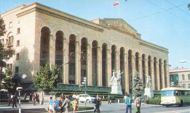 Открытки Тбилиси 1975 03