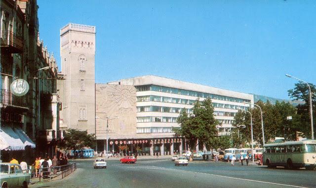 Открытки Тбилиси 1975 09