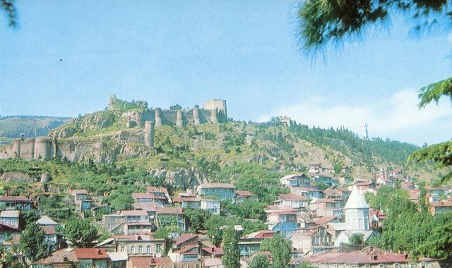 Открытки Тбилиси 1975 11