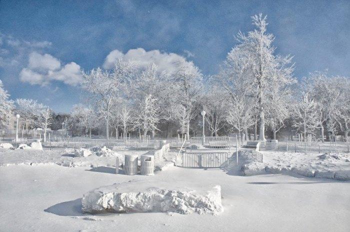 APTOPIX Deep Freeze