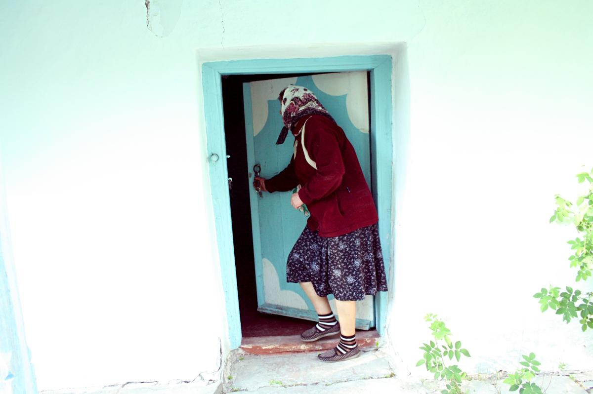 გორელოვკა - დუხაბორების დაცლილი სოფელი