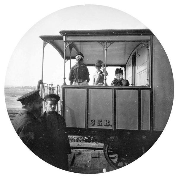 ბათუმი - თბილისი - ბაქოს მატარებლის ვაგონი
