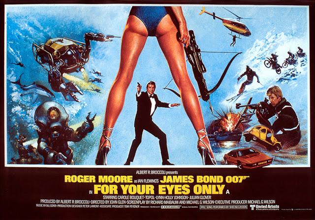 """""""მხოლოდ თქვენი თვალებისთვის"""" 1981 წელი"""
