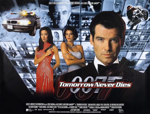 """""""ხვალინდელი დღე არასოდეს მოკვდება""""  1997 წელი"""