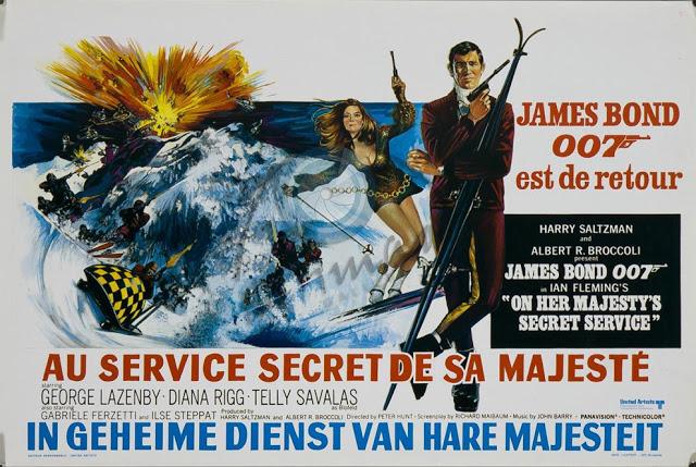 """""""მისი აღმატებულების საიდუმლო სამსახურში"""" 1969 წელი"""