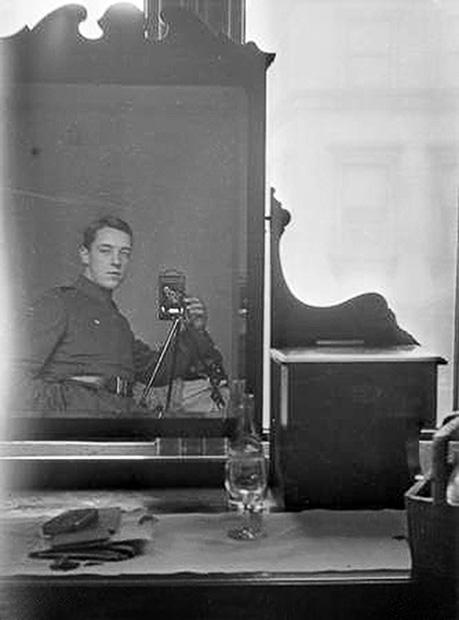თომას ბეიკერი, 1917 წელი