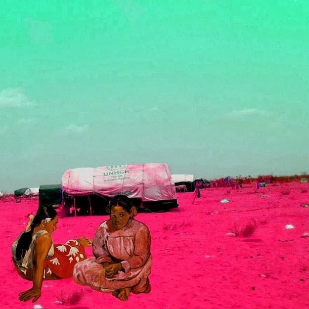 პოლ გოგენი - ქალები სანაპიროზე