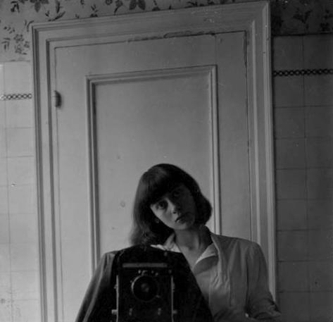 დიანა არბუსი, 1945 წელი