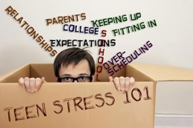 teenage-stress