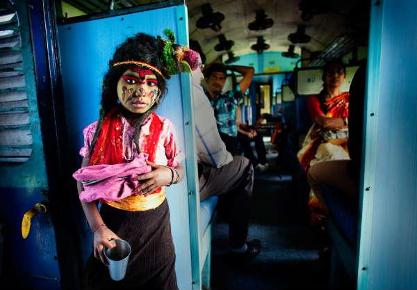 """""""ადამიანები"""" არუპ გოში  ინდოეთი"""