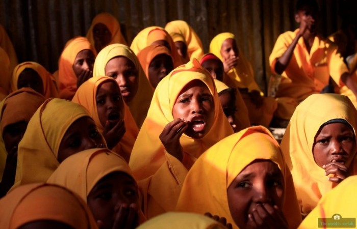 Koranic Classes in Dadaab